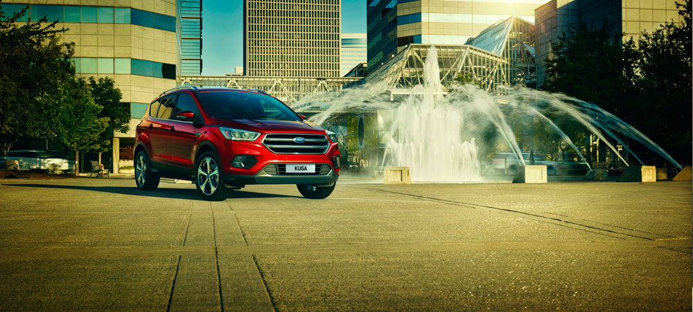 Acerca del Ford Nueva Kuga 2021 | Pussetto, concesionario ...