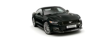 Ver Repuestos de Mustang